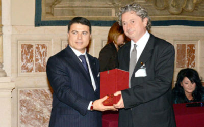 """100 Italian Excellencies"" AWARD, Palazzo Montecitorio, Rome"
